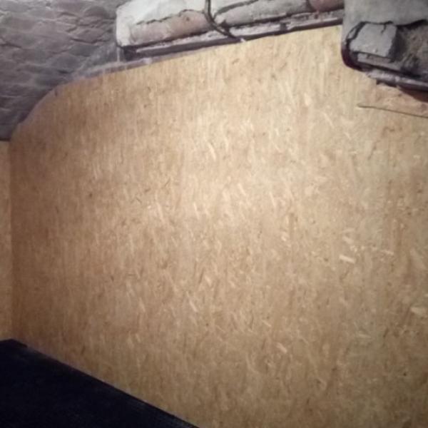Rénovation cave Paris 08